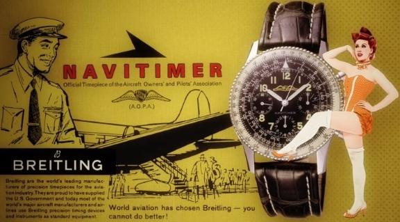 Breitling Navitimer History 9