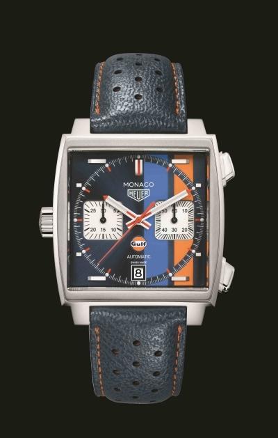 TAG Heuer Monaco Gulf Special Edition 2018