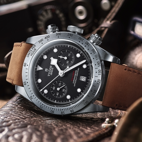 Tudor Black Bay Chrono 1