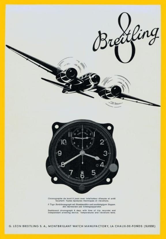 Historia Breitling 5