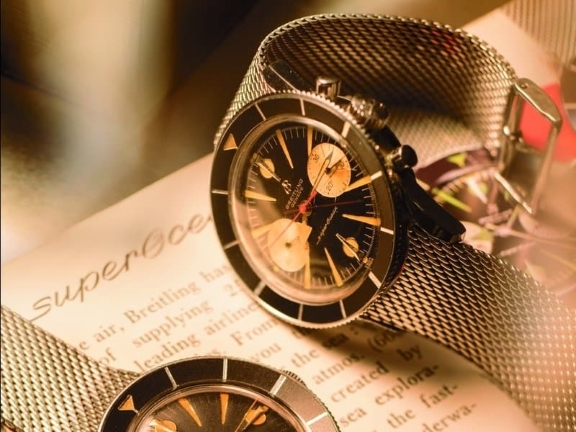 Historia Breitling 6