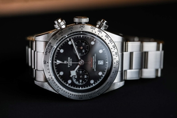 Tudor Black Bay Chrono 4