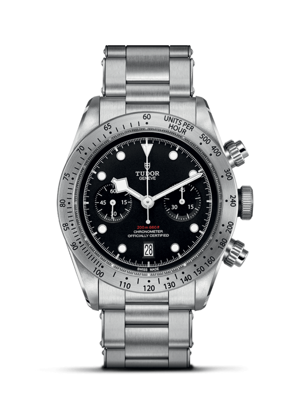 Tudor Black Bay Chrono 5