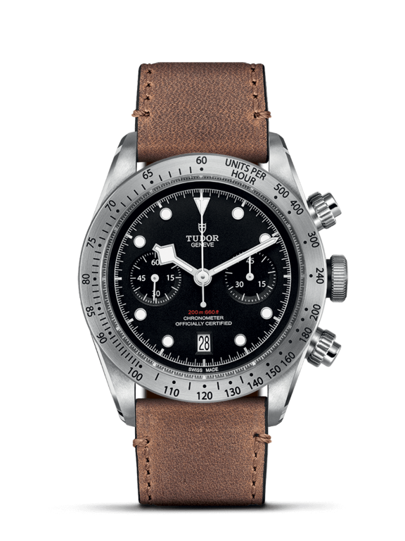 Tudor Black Bay Chrono 6