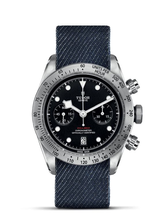 Tudor Black Bay Chrono 7