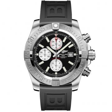 Breitling Super Avenger II Automatic Chronograph Volcano 48 mm A1337111/BC29