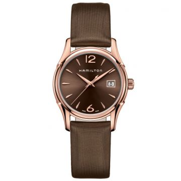 Hamilton Jazmaster Lady Quartz Rose Gold PVD 34 mm H32341975