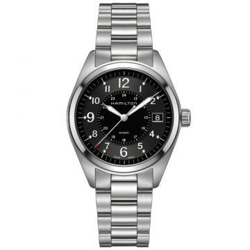 Hamilton Khaki Field Quartz Steel 40 mm