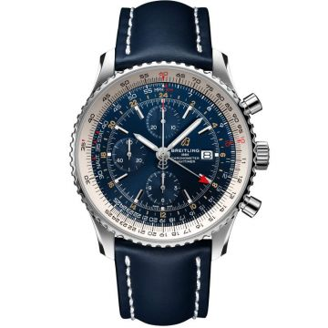 Breitling Navitimer Cronografo GMT 46 mm A24322121C2X1