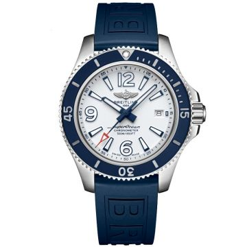 Breitling Superocean Automatic Steel White 42 mm