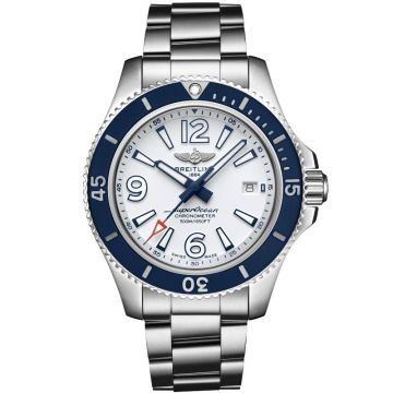 Breitling Superocean Automatic White 42 mm A17366D81A1A1