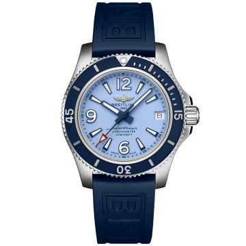 Breitling Superocean Automatic Steel Blue 36 mm