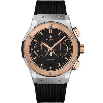 Hublot Classic Fusion Chrono Ttitanium King Gold 42 mm 541.NO.1181.RX