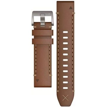 Garmin MARQ Leather Strap Genuine Horween 010-12738-04