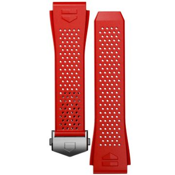 TAG Heuer Connected Red Strap BT6230