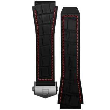 TAG Heuer Connected Black Strap BT6234