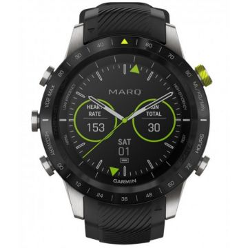 Garmin MARQ Athlete Titanium Smartwatch 46 mm 010-02006-16