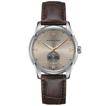 Hamilton Jazzmaster Thinline Small Second Quartz 40mm