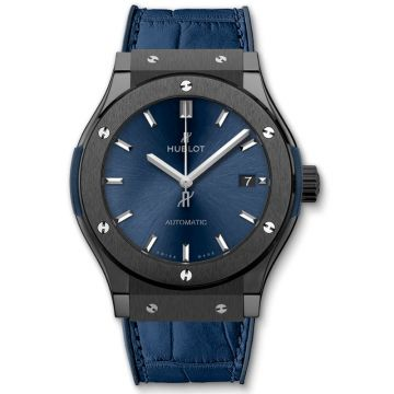 Hublot Classic Fusion Ceramic Blue 42 mm 542.CM.7170.LR