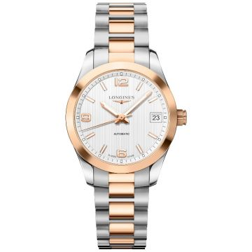 Longines Conquest Classic Automatic Ladies 34 mm