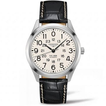 Longines Heritage Classic Railroad Automatic 40 mm