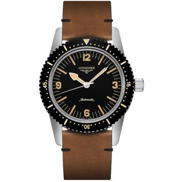 Longines Heritage Skin Diver Watch 42 mm