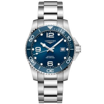 Longines HydroConquest Automatic Blue Dial 41mm
