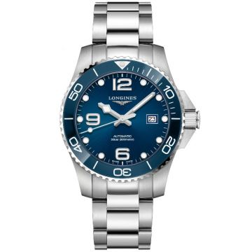 Longines HydroConquest Automatic Blue Dial 43mm