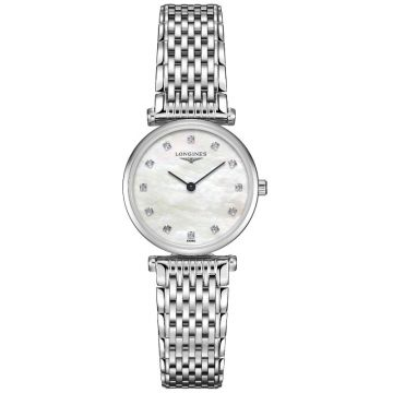 Longines La Grande Classique Quartz Diamonds 24mm