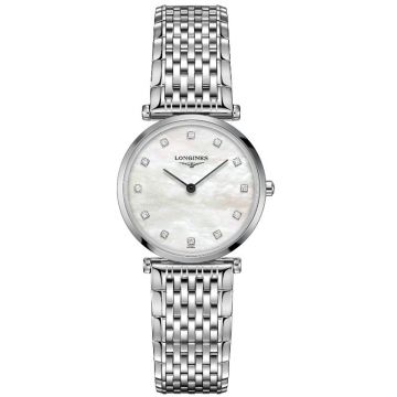 Longines La Grande Classique Quartz Diamonds 29mm
