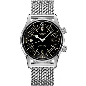 Longines Legend Diver Watch 42 mm L3.774.4.50.6