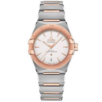 OMEGA Constellation Chronometer Steel Sedna Gold 36 mm