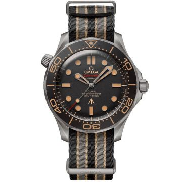 Omega Seamaster Diver 300m James Bond 007 Edition 210.92.42.20.01.001