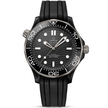 Omega Seamaster Diver 300M Co-Axial Master  Chronometer 210.92.44.20.01.001