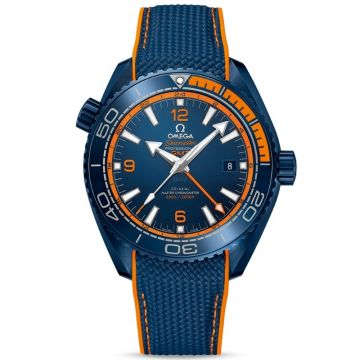 Omega Seamaster Planet Ocean 600M GMT 45.5 mm 215.92.46.22.03.001