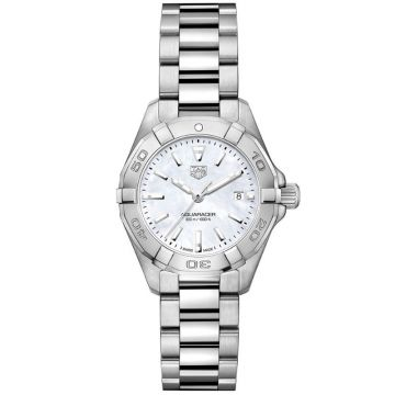 TAG Heuer Aquaracer 300m Mother of Pearl Ladies Watch