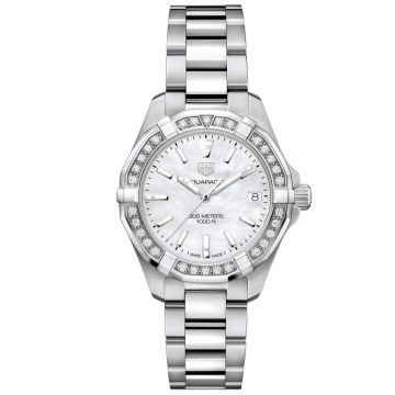 TAG Heuer Aquaracer 300M Lady Diamonds 32mm