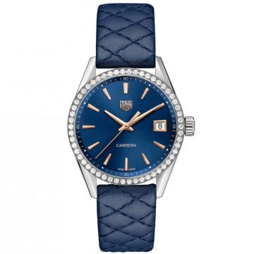 Reloj Tag Heuer Carrera Lady Diamantes 36 mm WBK1317.FC8259 precio