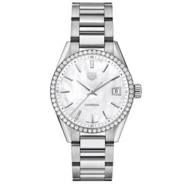 TAG Heuer Carrera Lady Cuarzo Diamantes 36mm