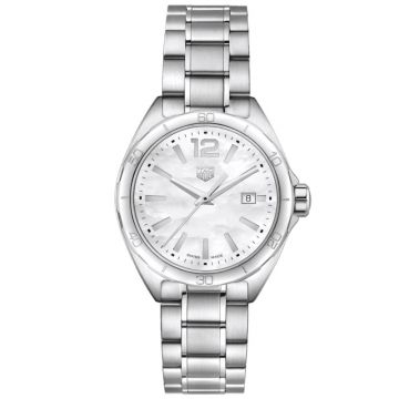 TAG Heuer Formula 1 Lady Quartz Mother of Pearl 32mm WBJ1418.BA0664