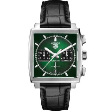 TAG Heuer Monaco Green Royale Limited Edition CBL2116.FC6497