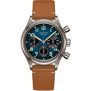 Reloj The Longines Avigation BigEye 41 mm L2.816.1.93.2