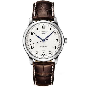 The Longines Master Collection Automatic Silver Dial 38.50 mm