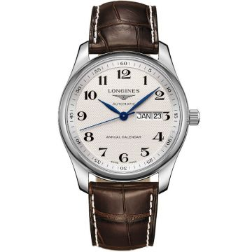 The Longines Master Collection Annual Calendar Automatic 40 mm L2.910.4.78.3