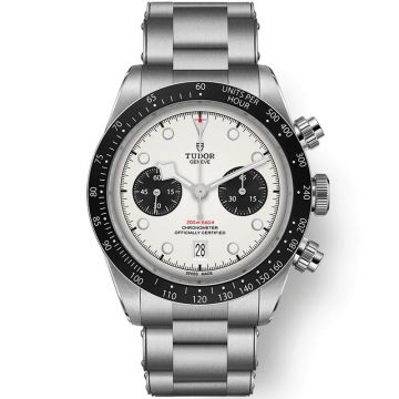 TUDOR Black Bay Chrono Blanco M79360N-0002