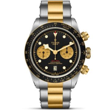 TUDOR Black Bay Chrono S&G M79363N-0001