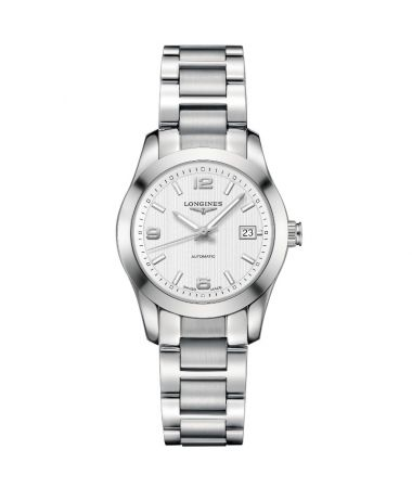 Longines Conquest Classic Automatic Silver Dial 29,50 mm