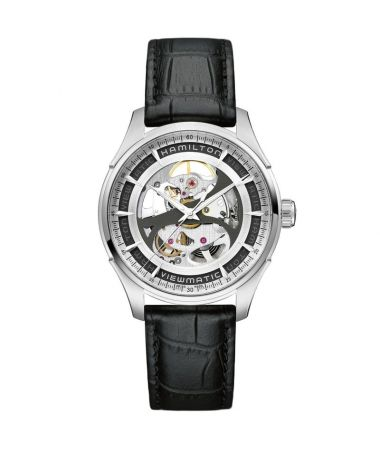Hamilton Jazzmaster Viewmatic Skeleton Gent Automatico H42555751