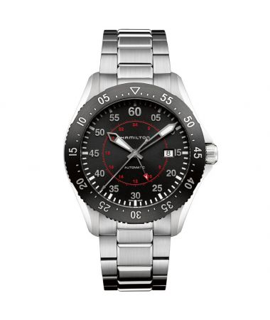 Hamilton Khaki Aviation Pilot GMT Automatic 44 mm H76755135