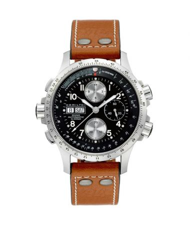 Hamilton Khaki Aviation X-Wind Auto Chrono Day Date 44 mm H77616533